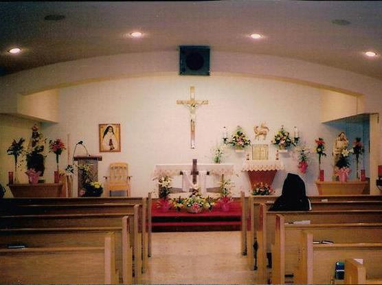 St. Joseph's Seniors Residence Chapel