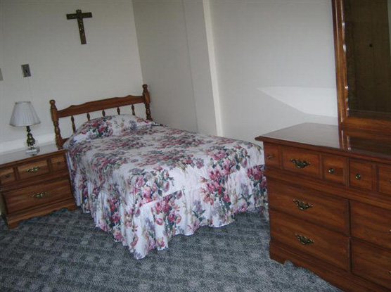 St. Joseph's Seniors Residence Room