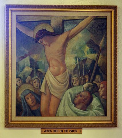 Twelfth Station of the Cross