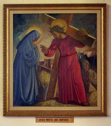 Fourth Station of the Cross